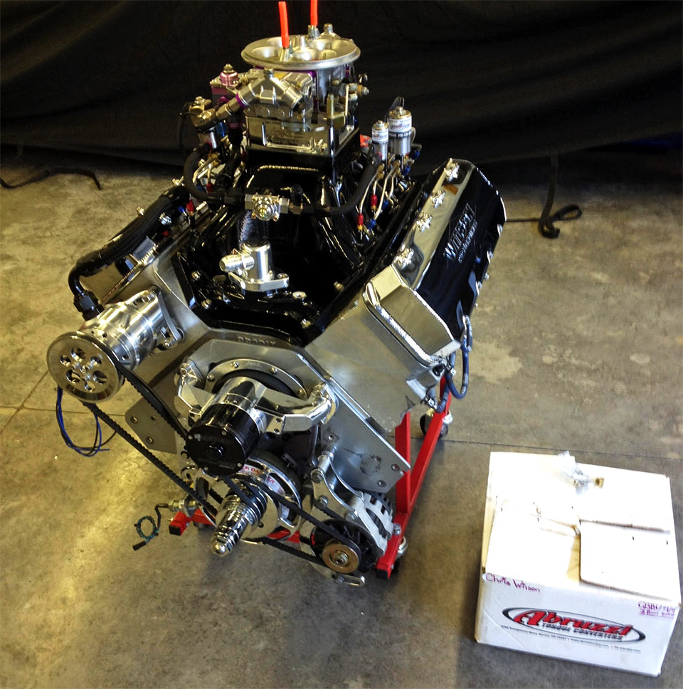 custom drag racing engines
